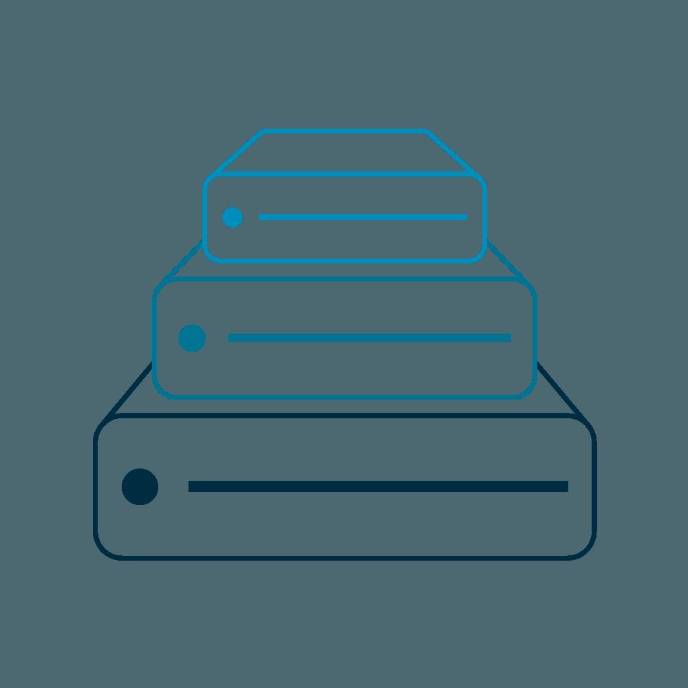 Hosting SSD MINI